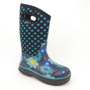 Bogs Flower Dots Waterproof Insulated Winter Boots